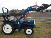 WOW! What a great tractor for the price! This Tractor