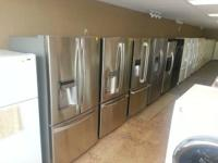 Reconditioned  Refrigerators  Side by Sides starting at
