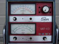 Reconditioned SUN VAT 40 - The best battery tester ever
