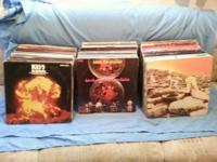 I am selling my record album collection. I have 121