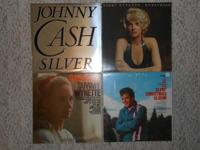 I have Johnny Cash, The Oak Ridge Boys, The Statler
