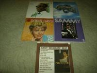 $2.00 EA. RECORD ALBUMS, IN GREAT CONDITION GREAT FOR