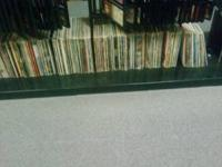 I am selling a collection of 33 1/3 vinyl record