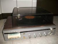Hello. Have Stereo from the 70's I am guessing? Record