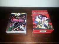 Record of lodoss war complete DVD collection. Box sets