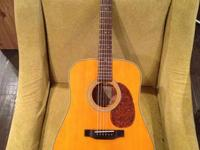 This is a Recording King RD-26 Acoustic/Electric