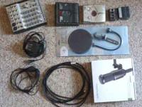 Everything is in Good Condition. Audio Technica AT2012