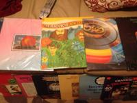 I am selling my collection ... all records work ... cd