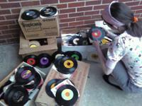 Mixed lot of pop, country, soul, oldies, soul, Novelty,