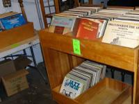 vintage lps for sale - over 800+ cds - bunches of jazz,