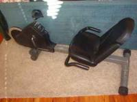 Schwinn Recumbant Exercise Bike Works Great Nice and