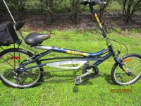 FOR SALE: Recumbent Bicycle CCM (EVOX 140) 21 Speed