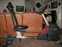 PROFORM CROSS TRAINER 970. EVERYTHING WORKS GREAT.