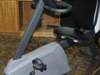 Pro.form 970R ekg grip pulse recumbent stationary bike