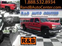 2005 Chevrolet Silverado 2500HD LS. Stock #: 56451.