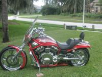 Make: Harley Davidson Model: Other Mileage: 8,500 Mi