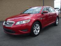 Year: 2010 Make: Ford Model: Taurus Trim: SEL