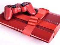 Have a good working 500g ps3 that is red. works