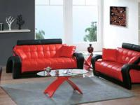 - Durable, easy care split leather that ages
