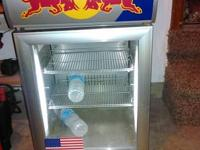 perfect for dorm room or at work red bull mini fridge.