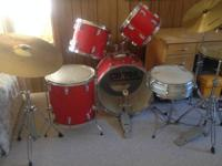 CB 700 Internationale Drum Set Includes- -Bass Drum