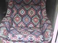 2 Red chair good condition 15$ each for more info call
