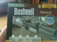 It's a bushnell new nice top of the line can call or