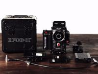 RED EPIC-X Kit (Lenses and SSD Cards not included)