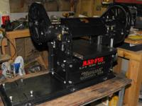 Red Fox Bench Planer. Dimension is 2 1/2 x 10. This