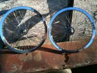 I have a pair of Redline Rims in great condition...Im