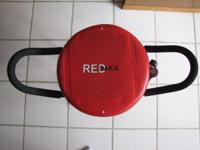 Red Max fitness and Ab-Flex. Both for $70.00 Sorry no