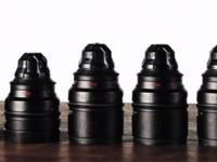 RED Pro Primes Lenses Set of 7: Includes 18mm, 25mm,