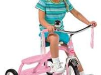 Very cute Trike for kids, has a bell already along with
