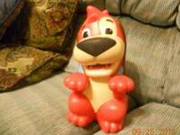 RED ROVER DOG GAME $10 CALL OR TEXT  Location: