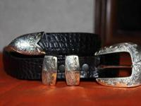 Custom made by Tommy D's Spurs Bits and Buckles,