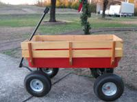 This is a quality wagon that was purchased from Tractor
