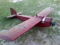 i have a red baron airplane for sale. It is missing