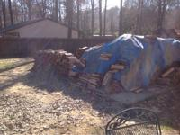 FIREWOOD FOR SALE - COLD WEATHER HERE- REDUCED