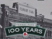 Don't miss out on Fenway's 100th celebration! There are