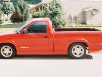 ITS CHEVY S10 EXTREAME 1999 HAS 149,000 MILES.I AM THE