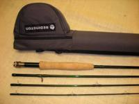 Have 2 Redington Torrent 4 computer fly rods, both 9ft