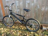 "Redline 5-Spot 20"" BMX limited version freestyle bike"