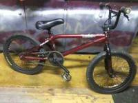 Redline doublex 20 in BMX bike no scratchs or dents