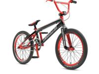 Straight from the redline website, bought bike lastyear