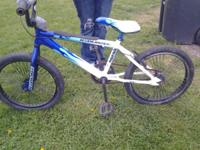 This bike is 500 dollars new. but as u can tell its got