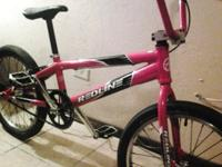 This is a 2012 Redline Proline Pro XL BMX race bike!