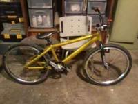 24 Inch redline race bike Brand new Bomb shell wheels