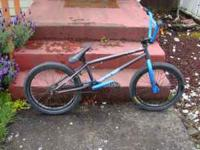 Great condition bmx bike. Great for street riding and