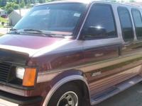 I HAVE A 1988 CHEVY ASTRO AROUND 230K ,VERY NICE VAN