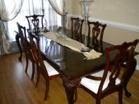 Amazing price for a beautiful formal extending dining